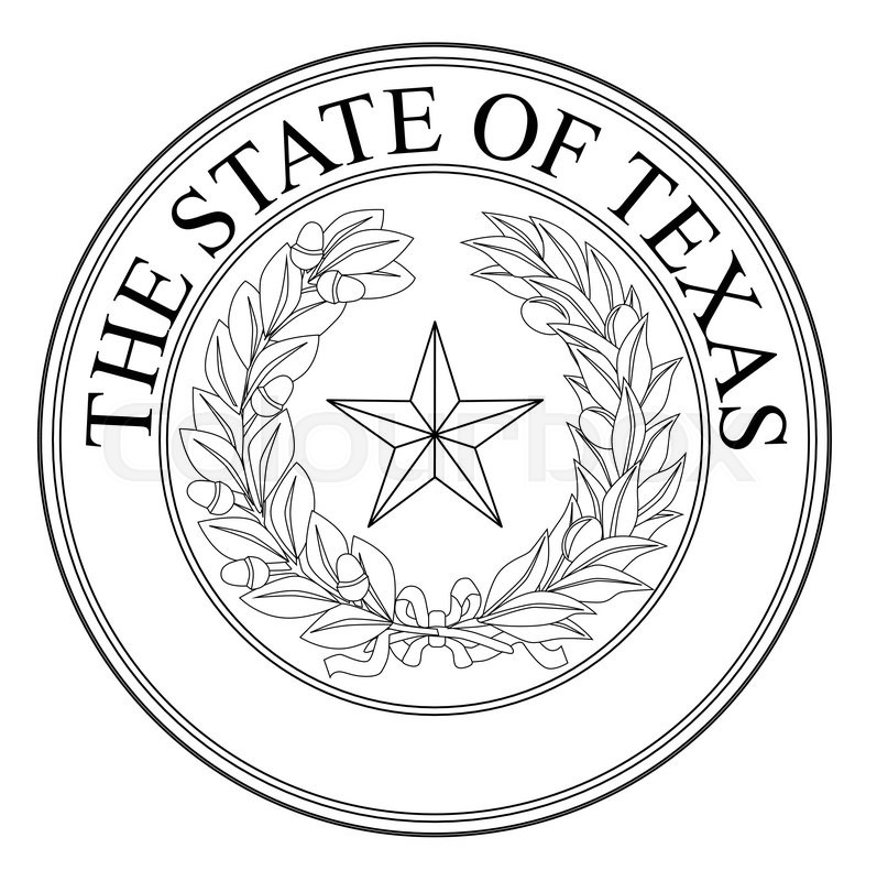 texas state seal coloring page texas state seal and create your own seal worksheet by seal texas page coloring state