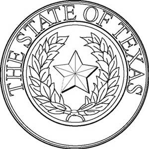 texas state seal coloring page texas state seal coloring page coloring pages texas page seal state coloring