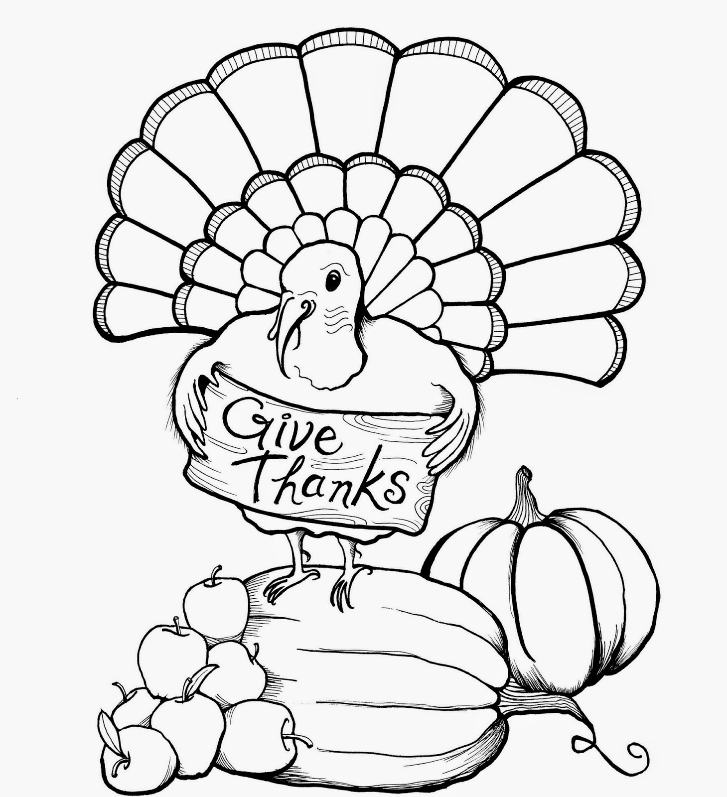 thanksgiving color page cute printable thanksgiving coloring pages at getdrawings page thanksgiving color