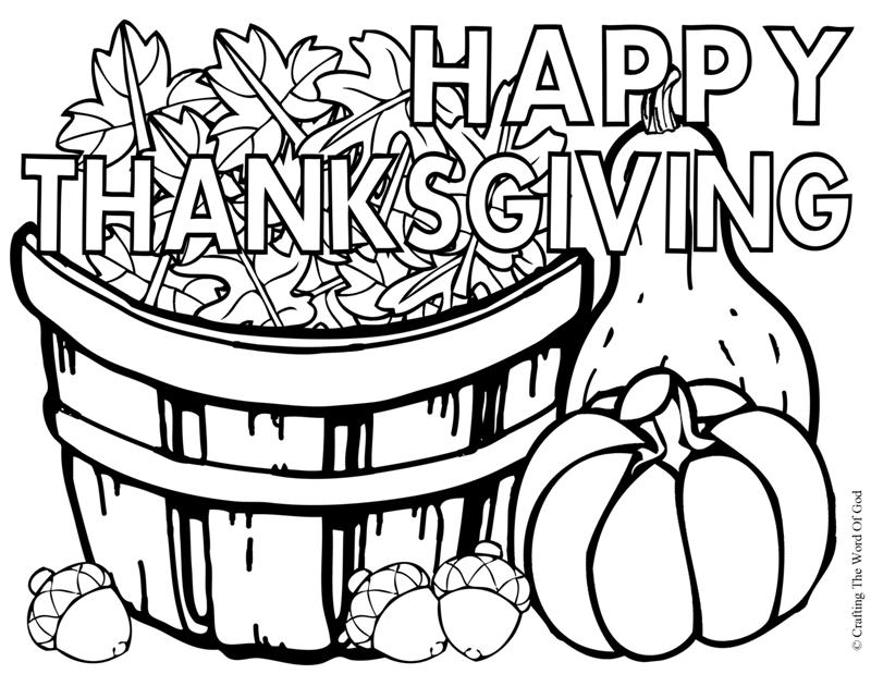 thanksgiving color page happy thanksgiving 3 coloring page crafting the word of god thanksgiving color page