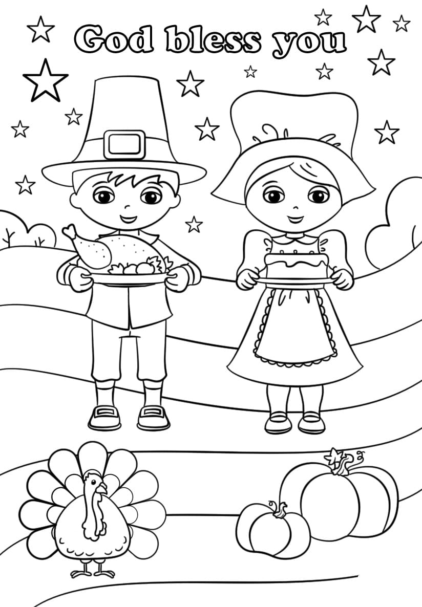 thanksgiving color page thanksgiving coloring pages download or print for free page thanksgiving color