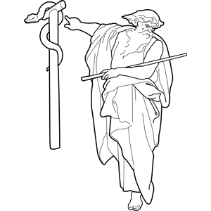 the bronze snake coloring page moses and bronze snake printable bible coloring pages page snake the coloring bronze