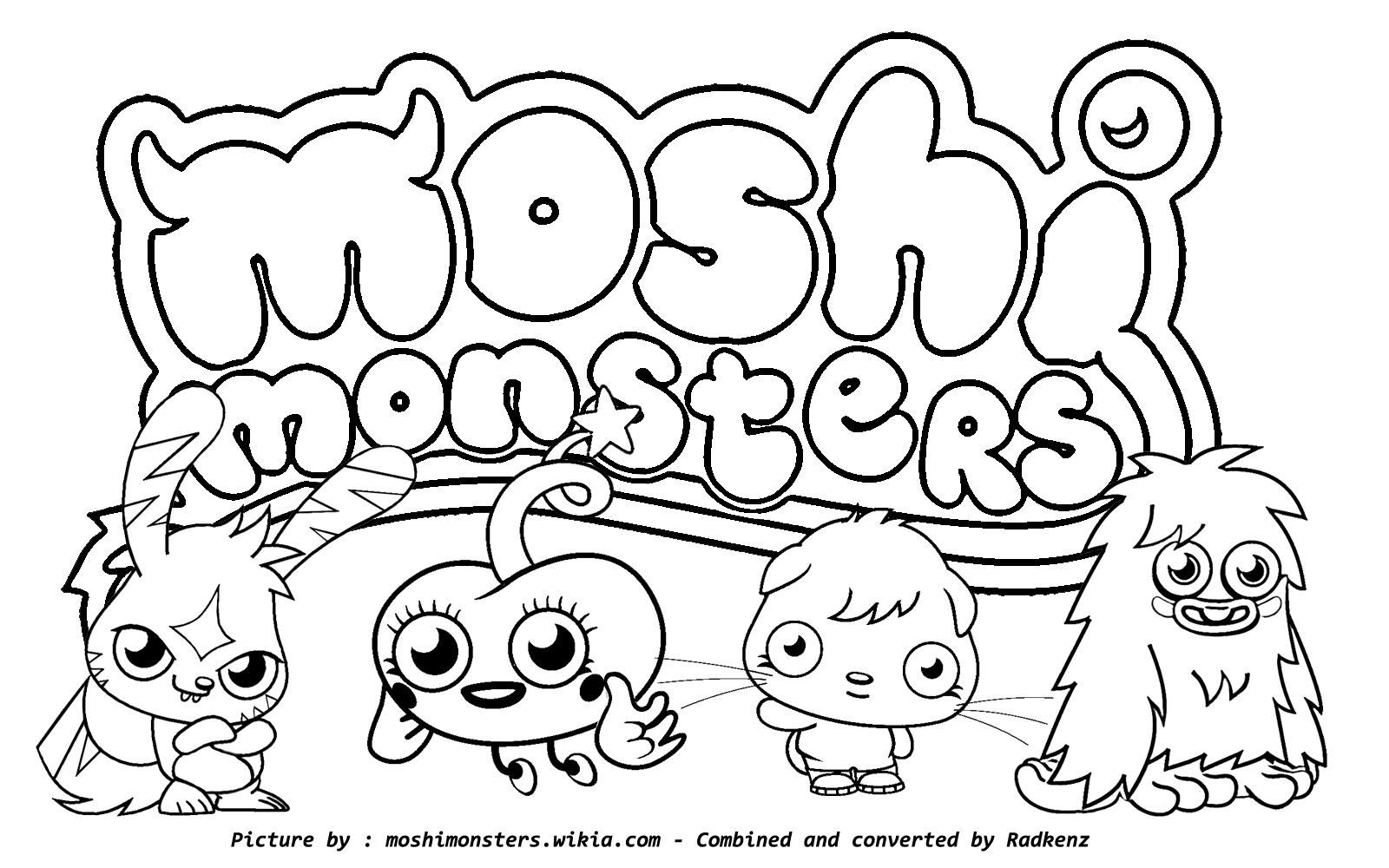 the color monster coloring pages free printable monster coloring pages for kids coloring color the pages monster