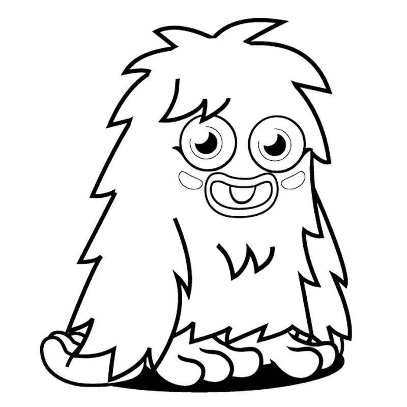 the color monster coloring pages free printable monster coloring pages online color coloring the monster pages