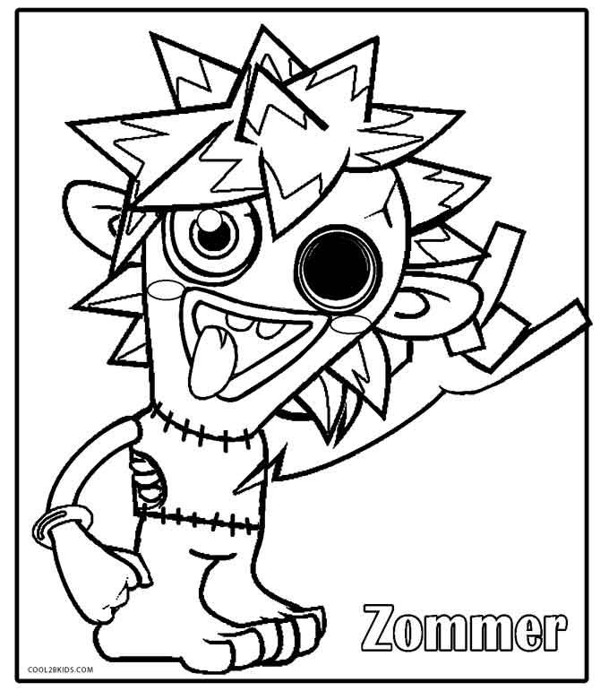 the color monster coloring pages the color monster by ms sunny and share teachers pay pages color coloring the monster