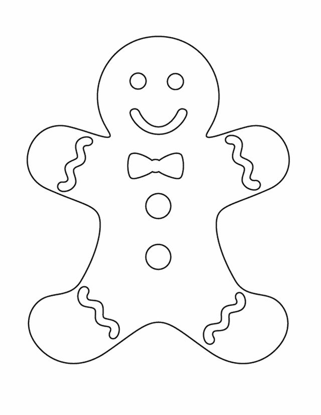 the gingerbread man template 53 christmas coloring activity pages for endless holiday man template gingerbread the