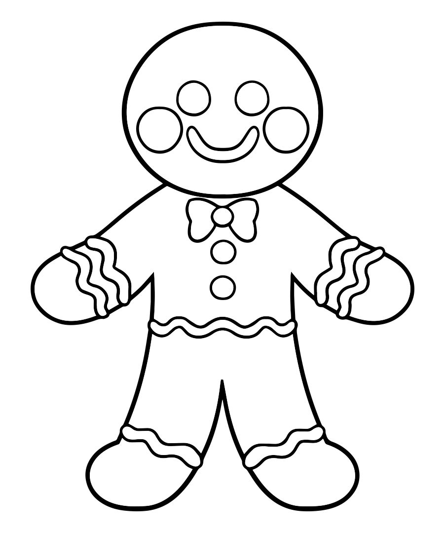 the gingerbread man template in case you need a gingerbread man gingerbread crafts template gingerbread man the