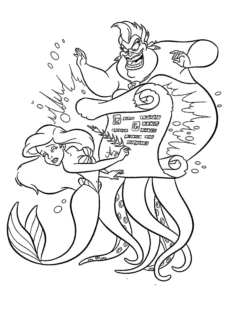 the little mermaid coloring pages 18 printable ariel the little mermaid coloring pages coloring the pages mermaid little