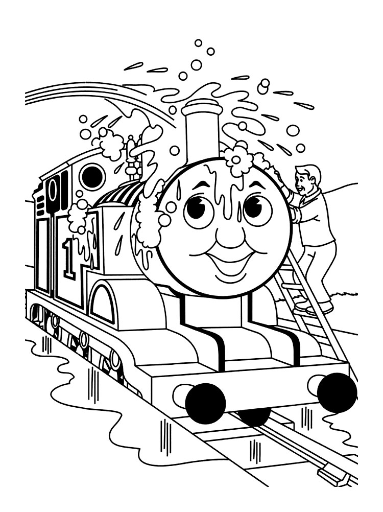 thomas and friends coloring pages get this easy preschool printable of thomas and friends and friends pages coloring thomas