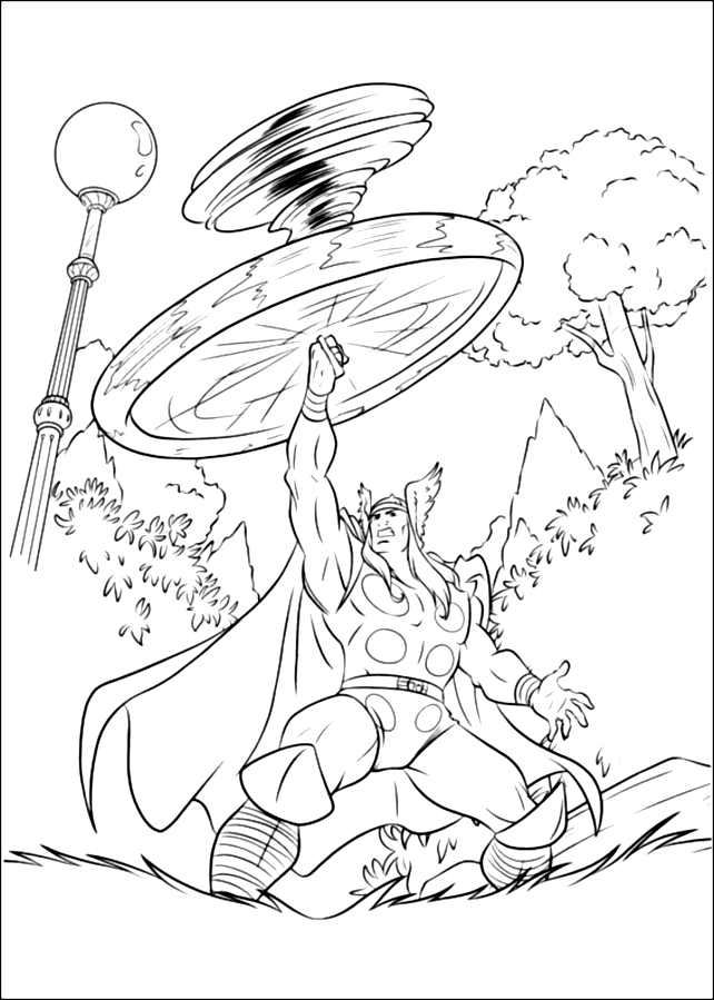 thor coloring sheet awesome thor coloring page free printable coloring pages sheet coloring thor