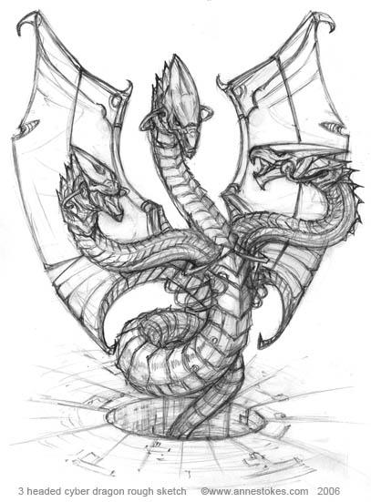 three headed dragon coloring pages three headed dragon coloring pages wallpapers hd references coloring three dragon pages headed