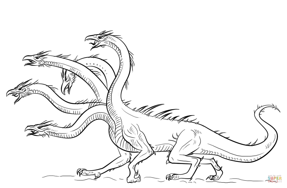 three headed dragon coloring pages three headed dragon google search with images dragon pages headed dragon coloring three