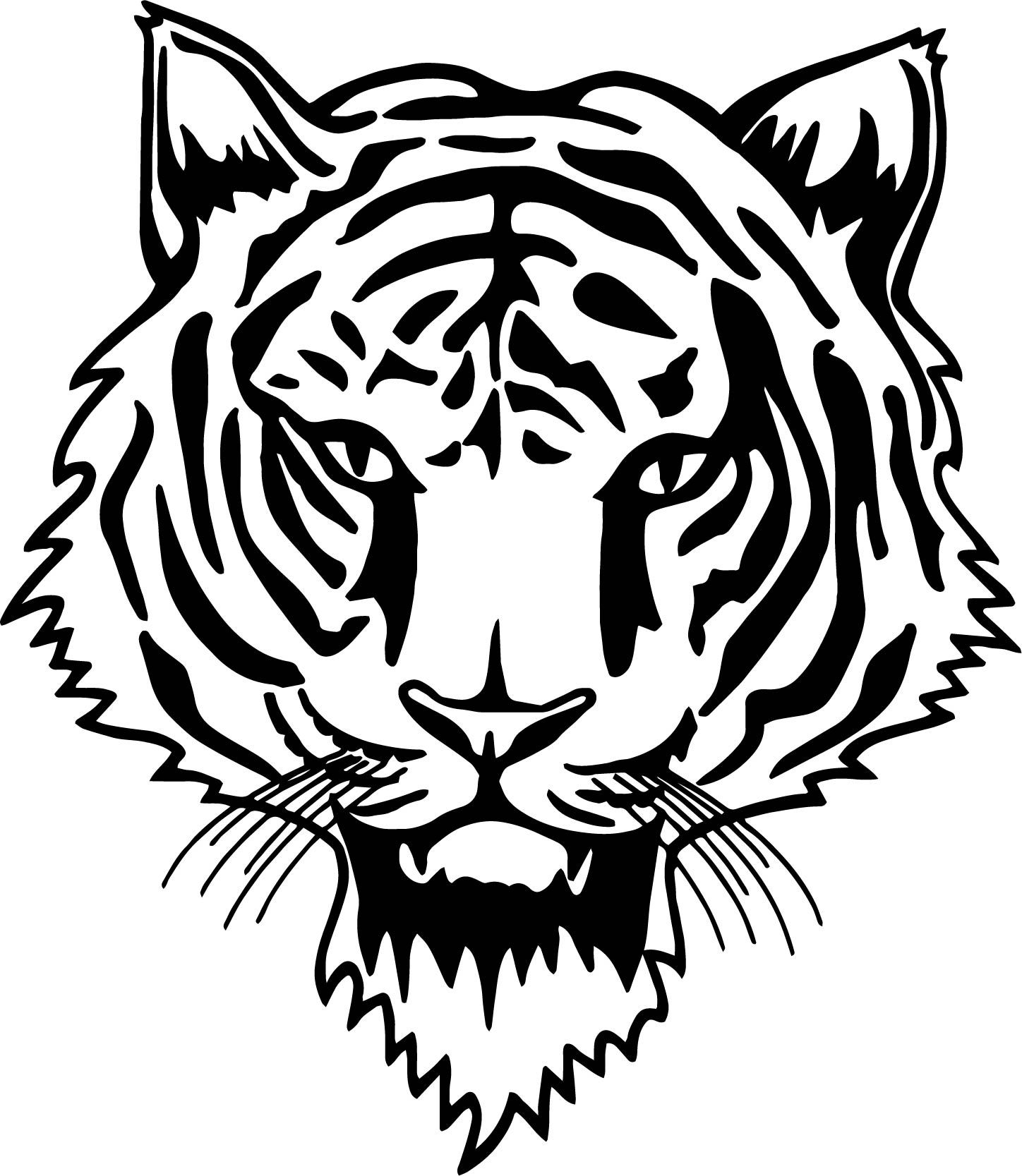 tiger face coloring awesome tiger cat face coloring page tiger face cat coloring face tiger