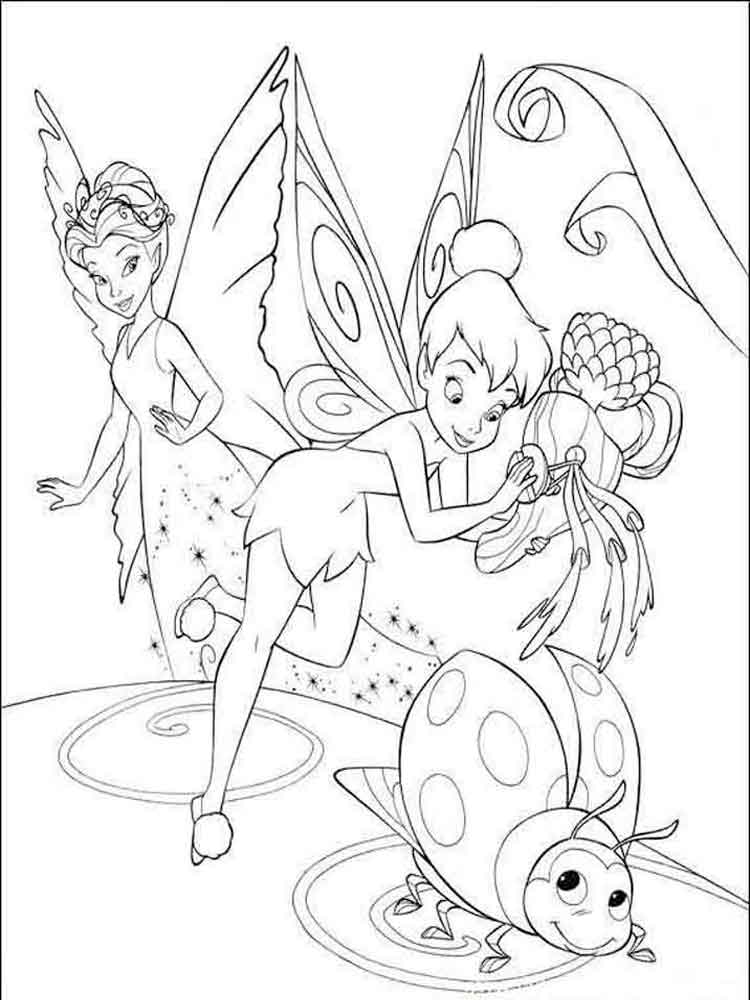 tinker bell coloring pages coloring pages disney tinkerbell and friends divyajananiorg tinker bell pages coloring