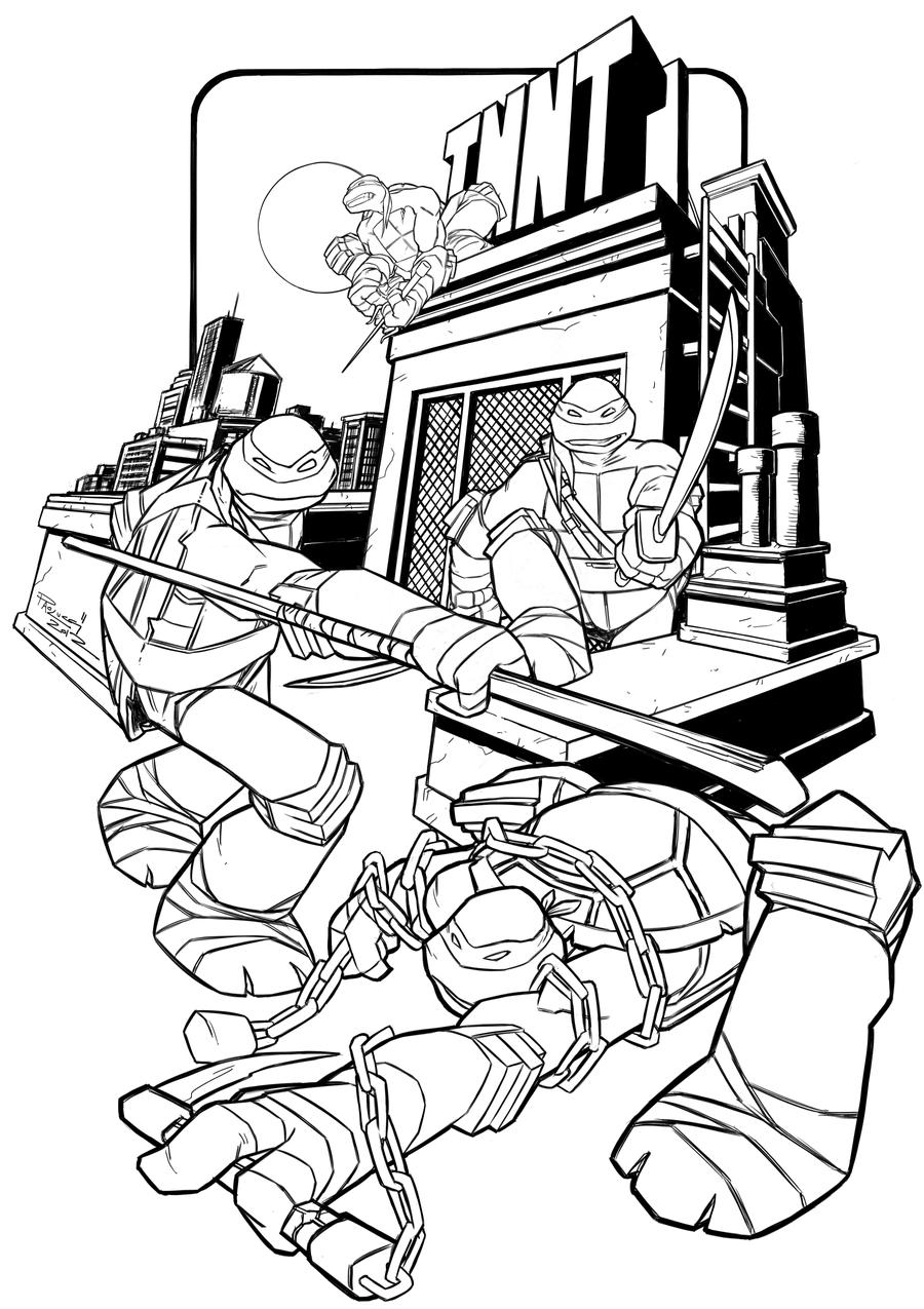 tmnt 2012 coloring pages coloring pages teenage mutant ninja turtles tmnt page 2012 tmnt pages coloring