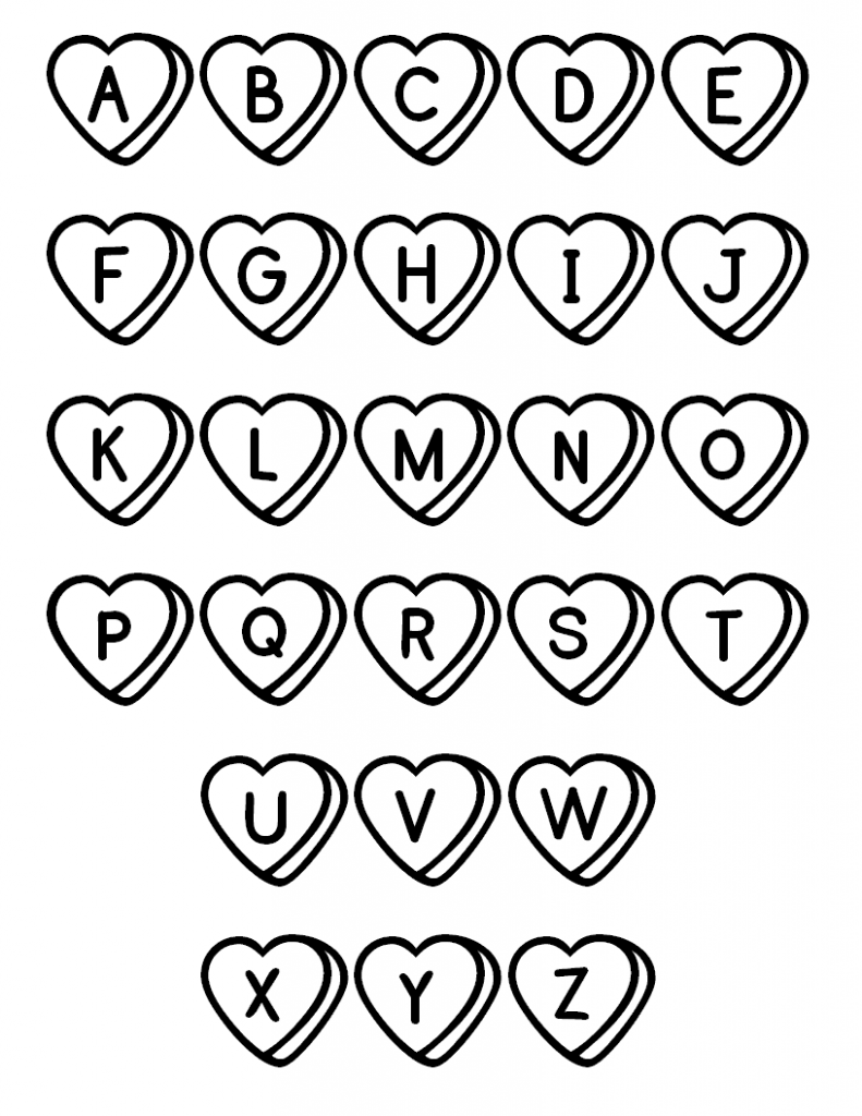 toddler abc coloring pages free printable abc coloring pages for kids toddler pages abc coloring