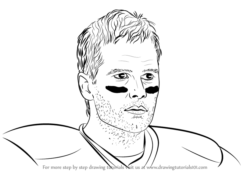 tom brady coloring sheets coloring pages of tom brady coloring home brady coloring tom sheets