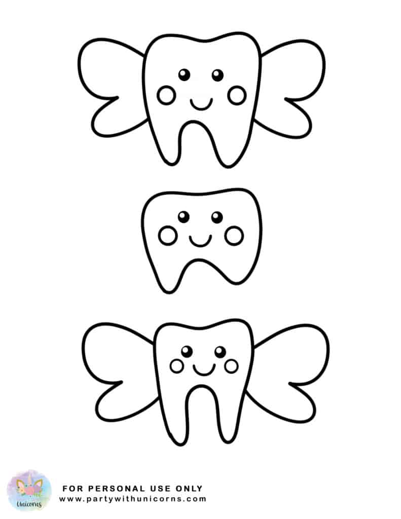 tooth fairy coloring tooth fairy coloring pages to print at getcoloringscom coloring fairy tooth