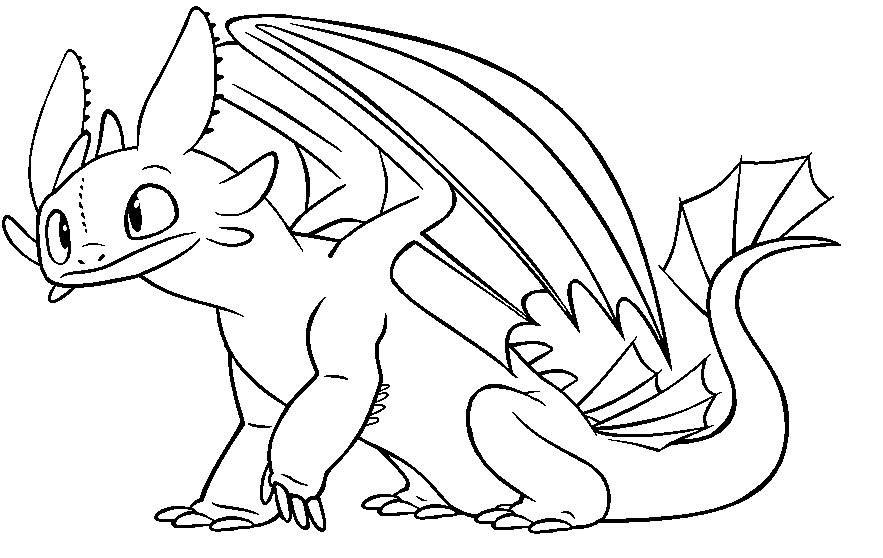 toothless dragon coloring pages how to draw toothless from how to train your dragon 2 in coloring pages toothless dragon