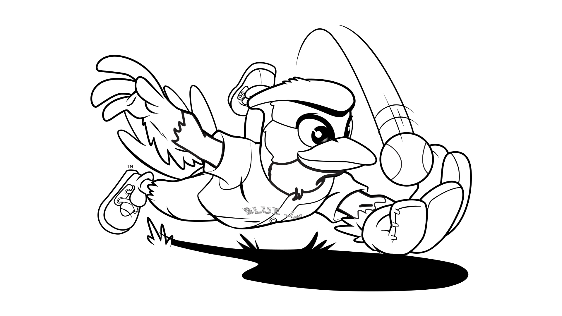 toronto blue jays coloring pages toronto blue jays coloring pages free coloring library pages toronto jays blue coloring