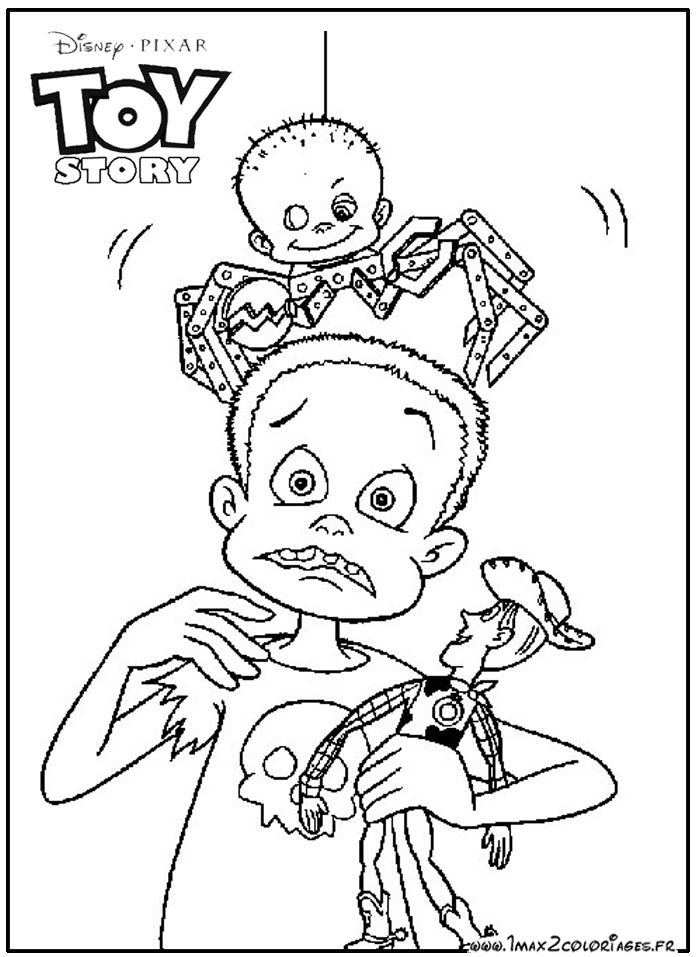 toy story 2 pictures to colour toy story 2 coloring pages kidsuki story toy 2 pictures colour to