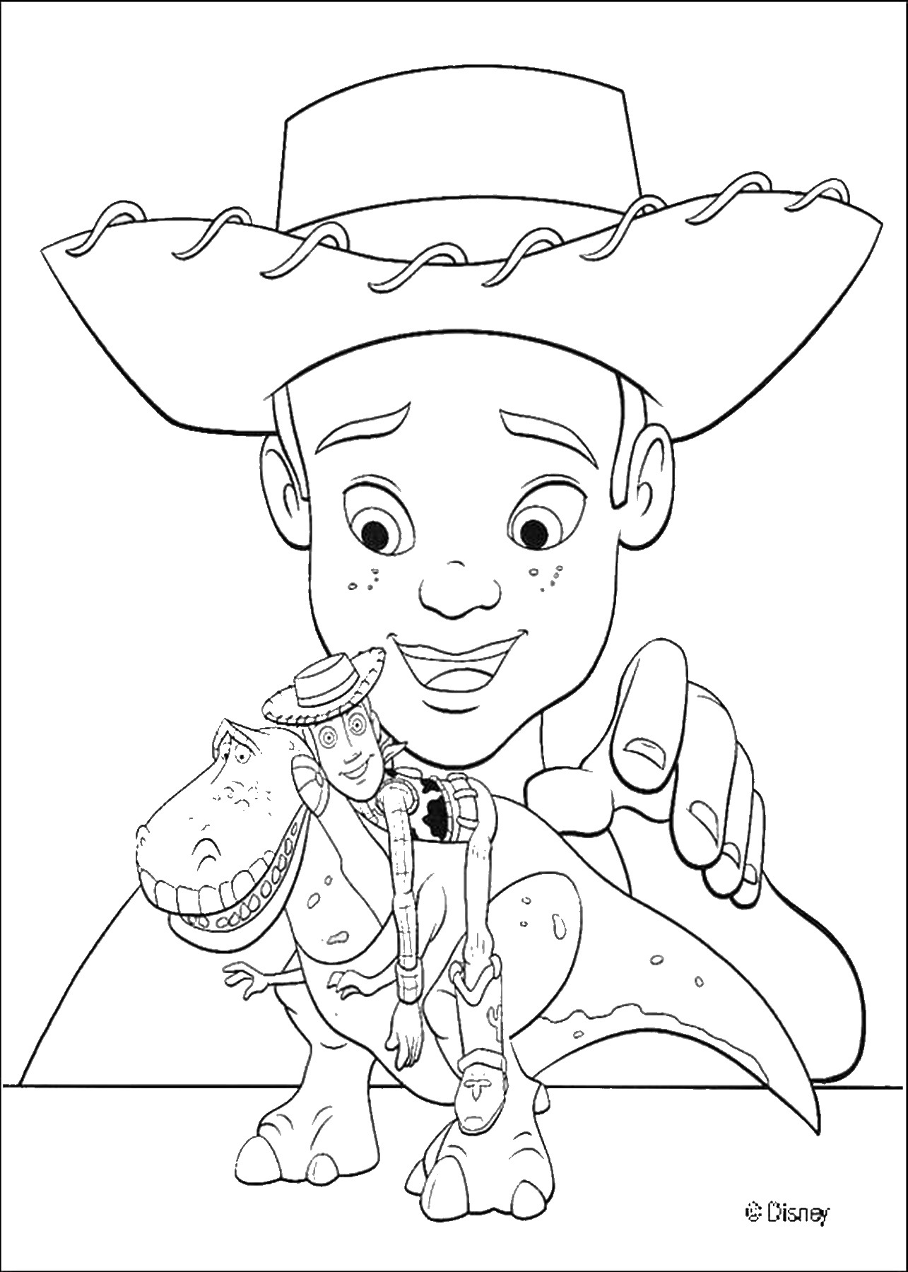 toy story 2 pictures to colour toy story coloring pages story colour pictures to toy 2