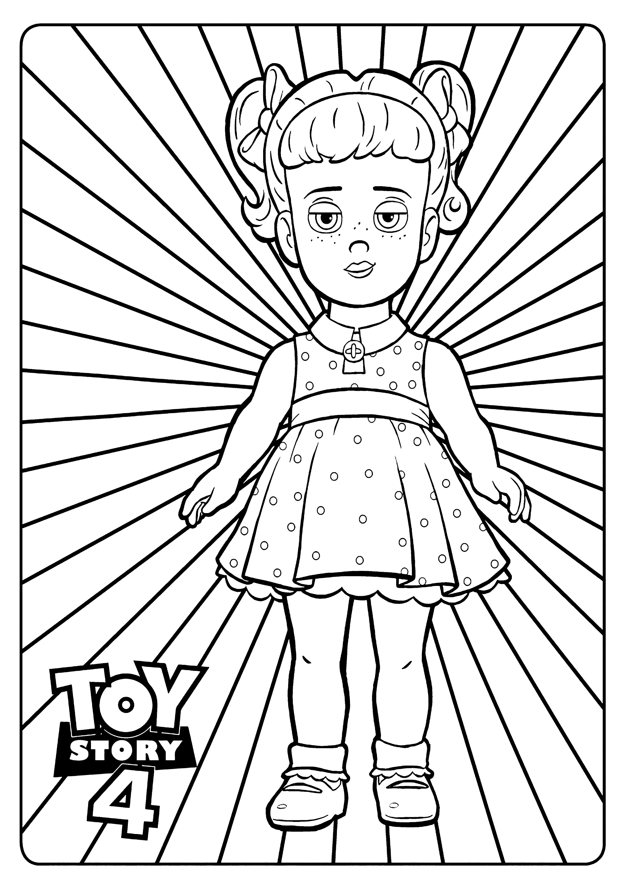 toy story 4 coloring page 18 free printable toy story 4 coloring pages 1nza 4 coloring story page toy