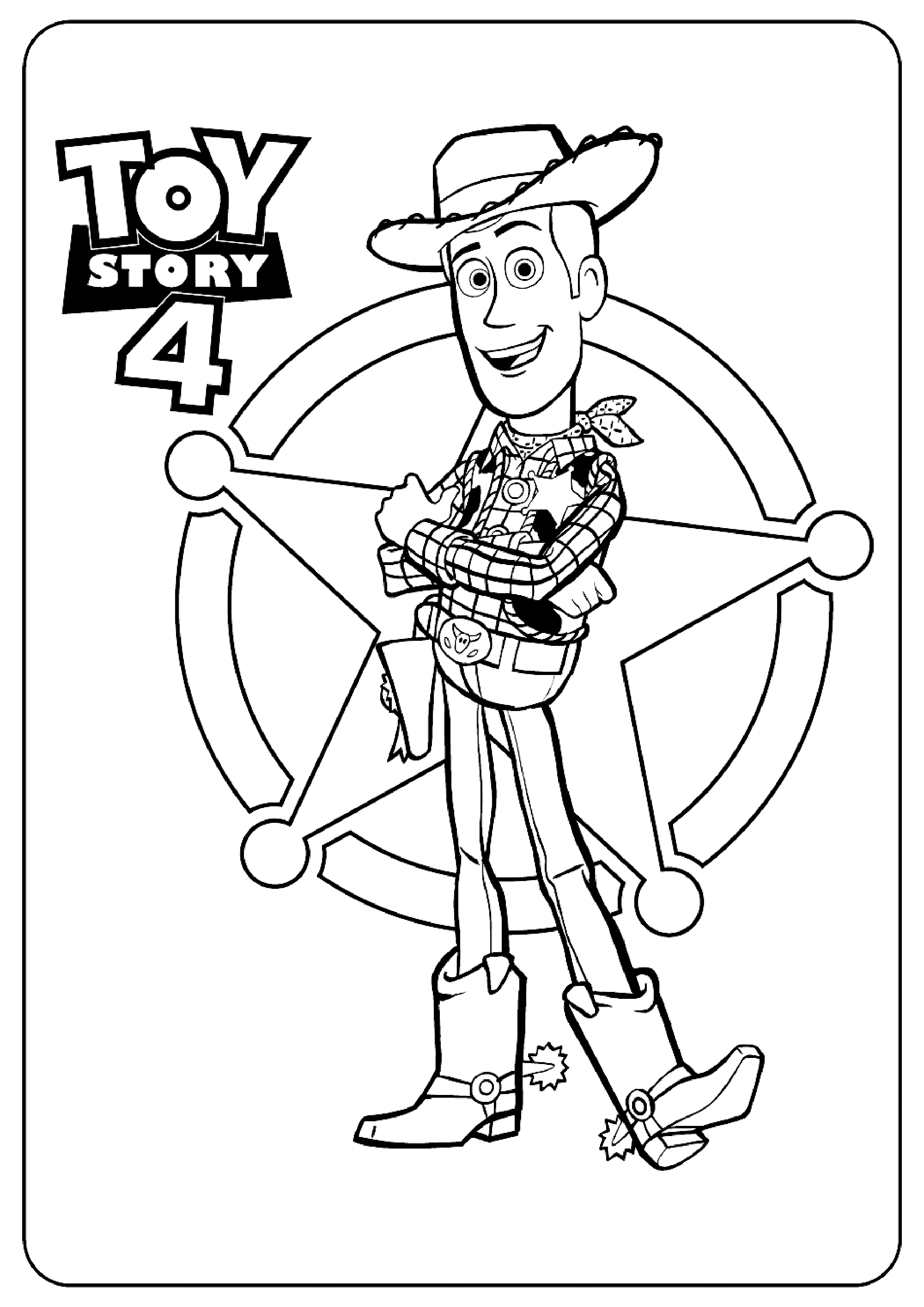 toy story 4 coloring page toy story 4 forky coloring pages get coloring pages coloring page story toy 4