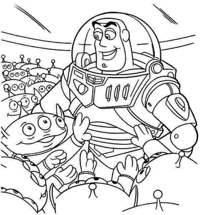 toy story alien coloring sheet toy story aliens coloring pages free pixardisney alien sheet story toy coloring