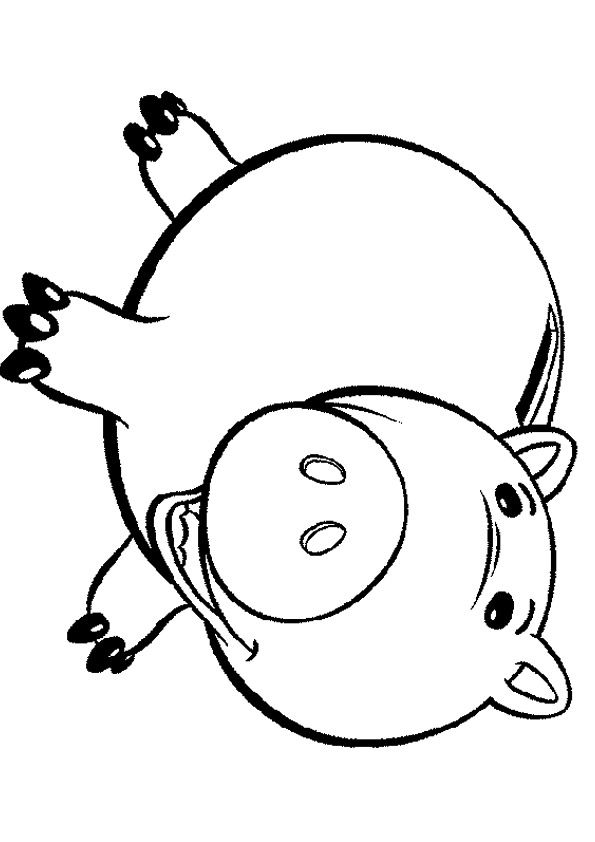 toy story hamm coloring page 51 best toy story coloring pages for kids updated 2018 coloring hamm page story toy