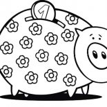 toy story hamm coloring page hamm the piggy bank from toy story coloring page color luna page coloring toy hamm story