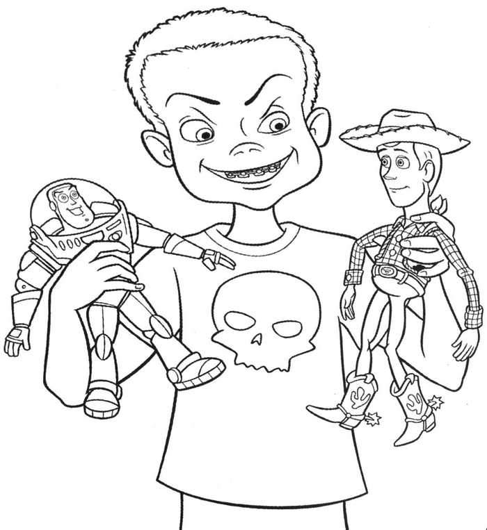 toy story hamm coloring page hamm toy story coloring pages 1 toy coloring hamm story page