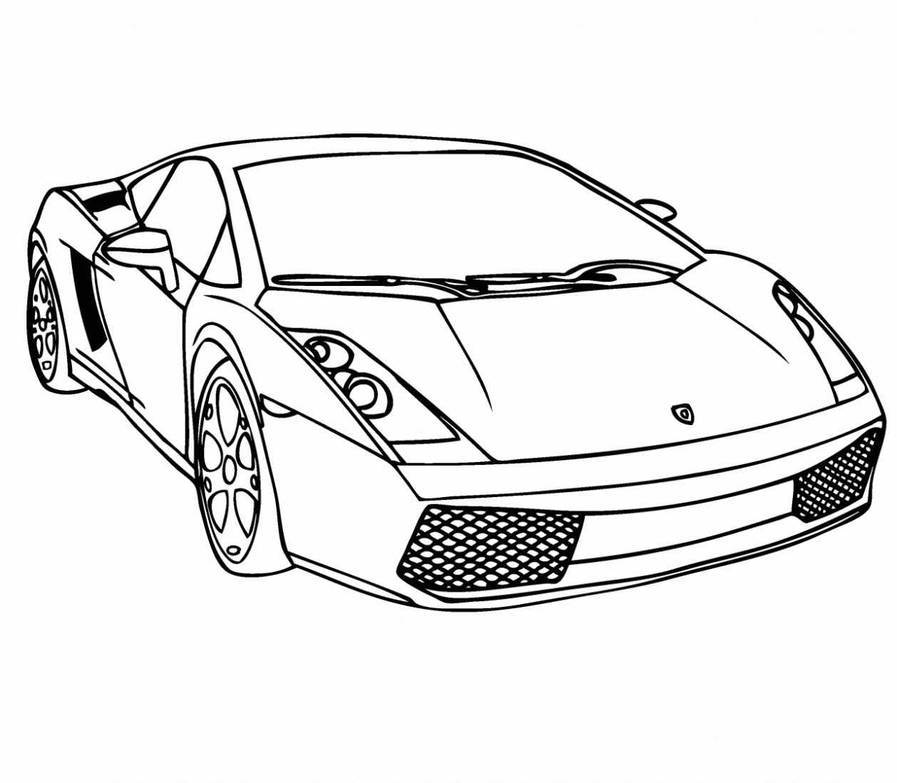 traceable car pictures convertible car coloring page a free boys coloring printable pictures car traceable