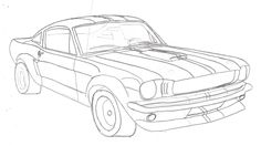 traceable car pictures drift car drawing at getdrawings free download traceable car pictures