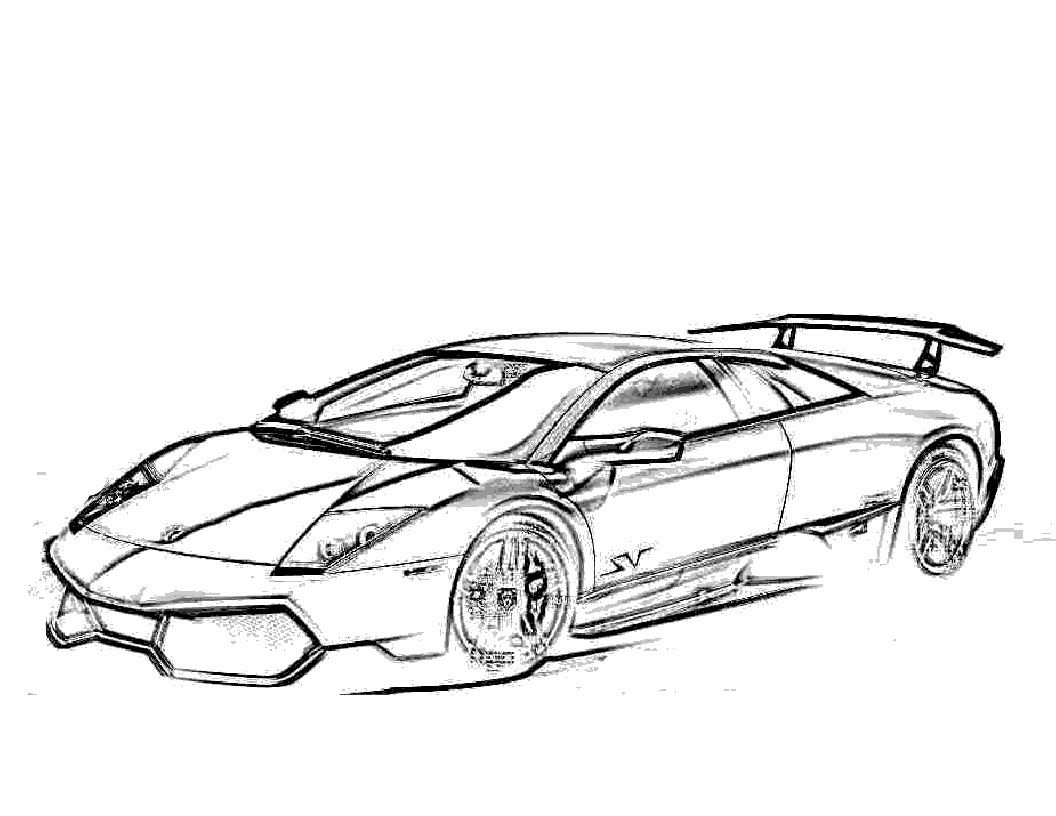 traceable car pictures how to draw a sports car drawingnow traceable car pictures