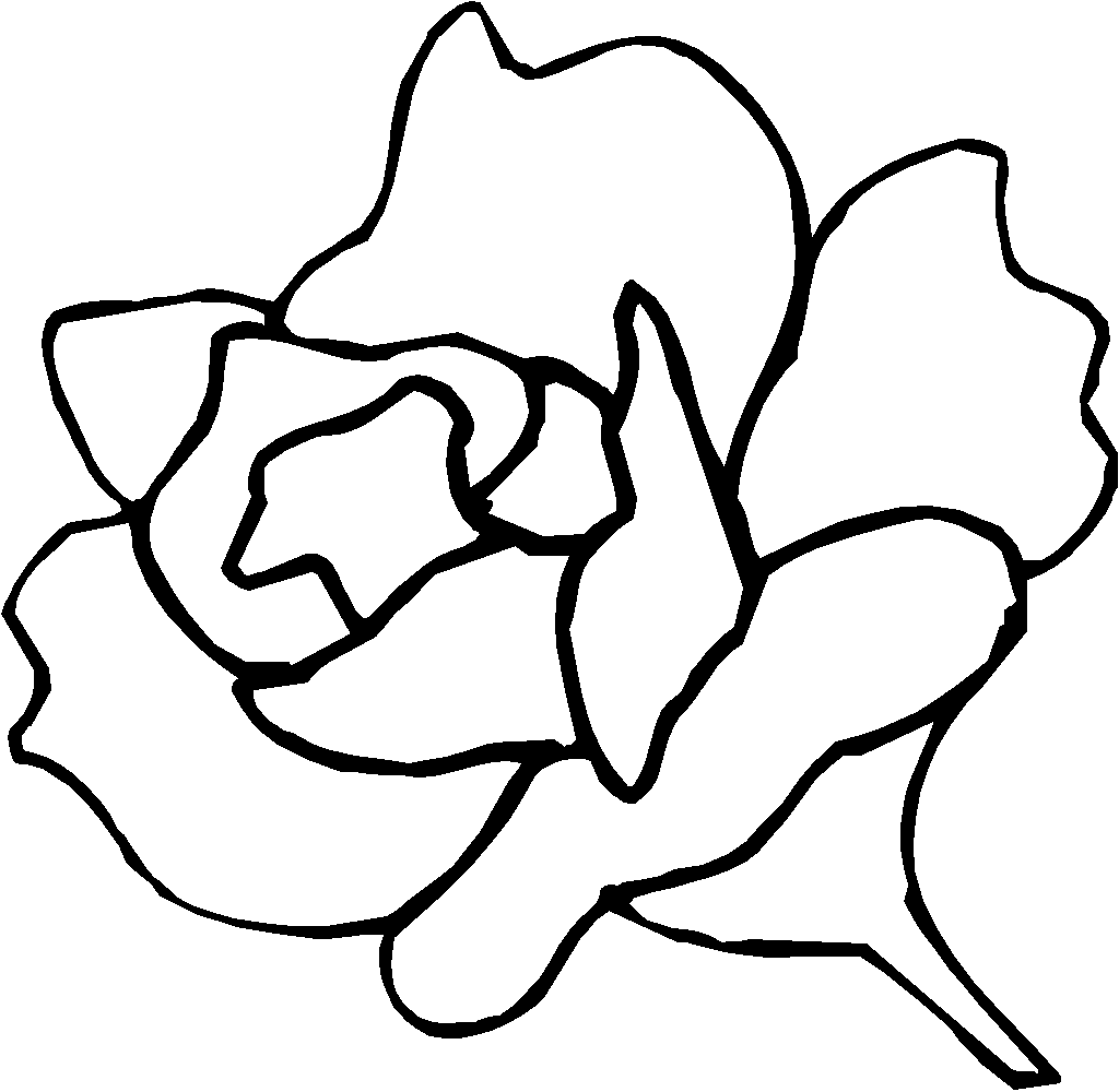 traceable pictures of flowers download small traceable flowers patterns clipart flowers pictures of traceable