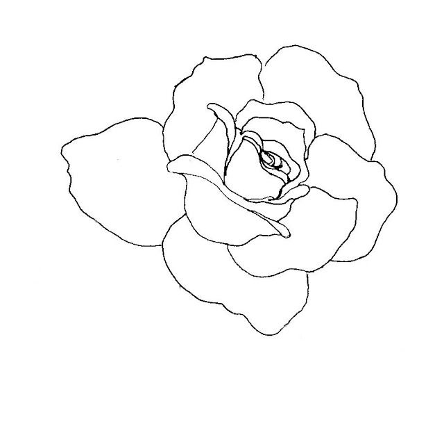 traceable pictures of flowers flower patterns to trace bing images leather patterns traceable flowers pictures of
