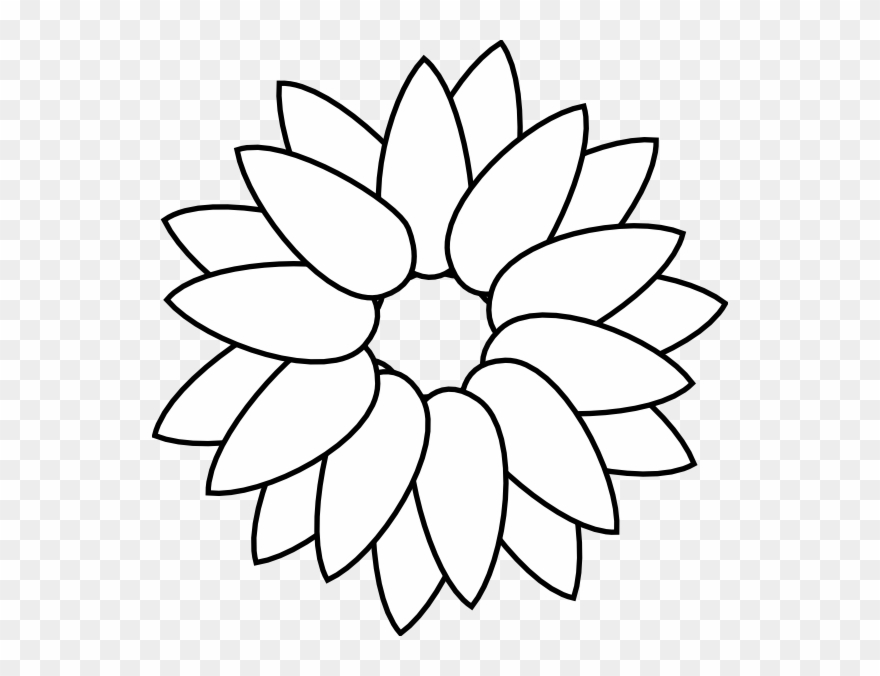 traceable pictures of flowers flowers roses coloring pages for preschool coloring of traceable pictures flowers