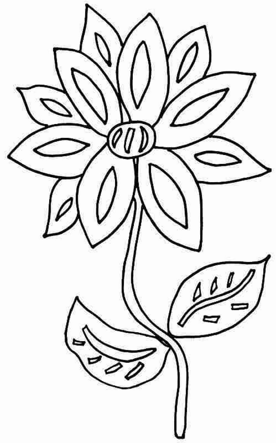 traceable pictures of flowers traceable flower patterns clipartsco traceable of flowers pictures
