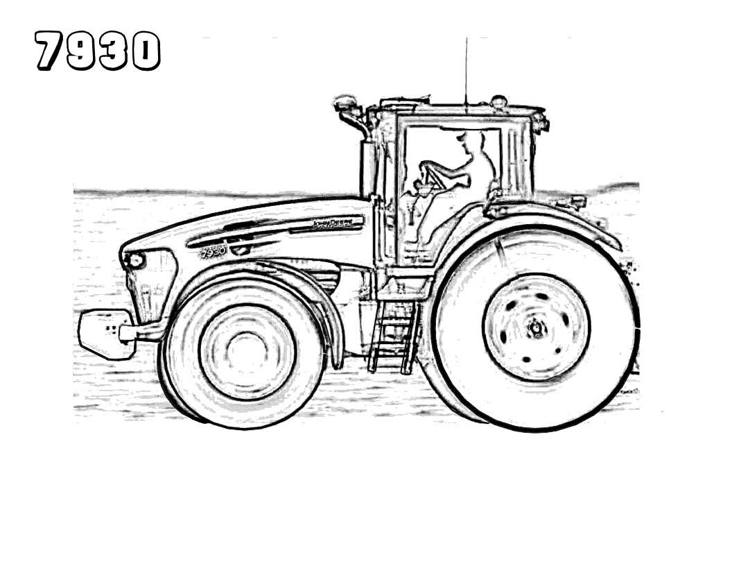 tractor coloring sheets big boss tractor coloring pages to print free tractors sheets tractor coloring