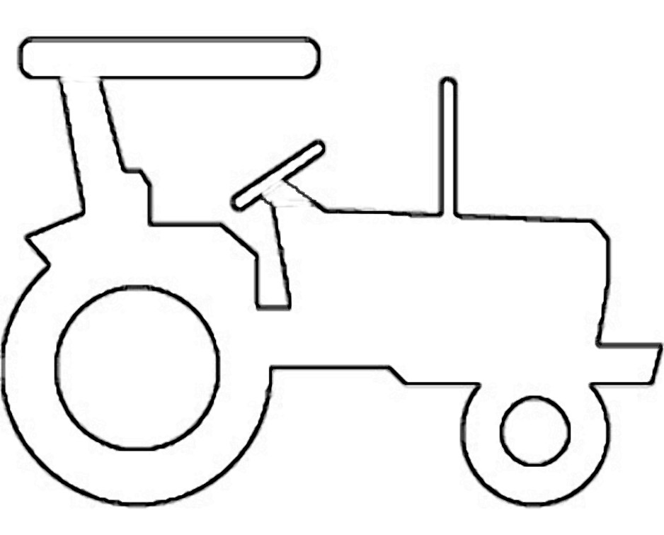 tractor template printable printable john deere coloring pages for kids cool2bkids tractor template printable