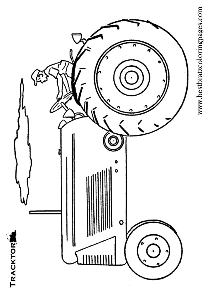 tractor template printable simple tractor coloring pages template printable tractor