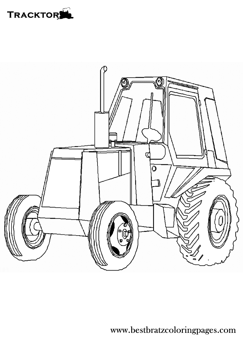 tractor template printable simple tractor drawing simple tractor coloring page free printable template tractor