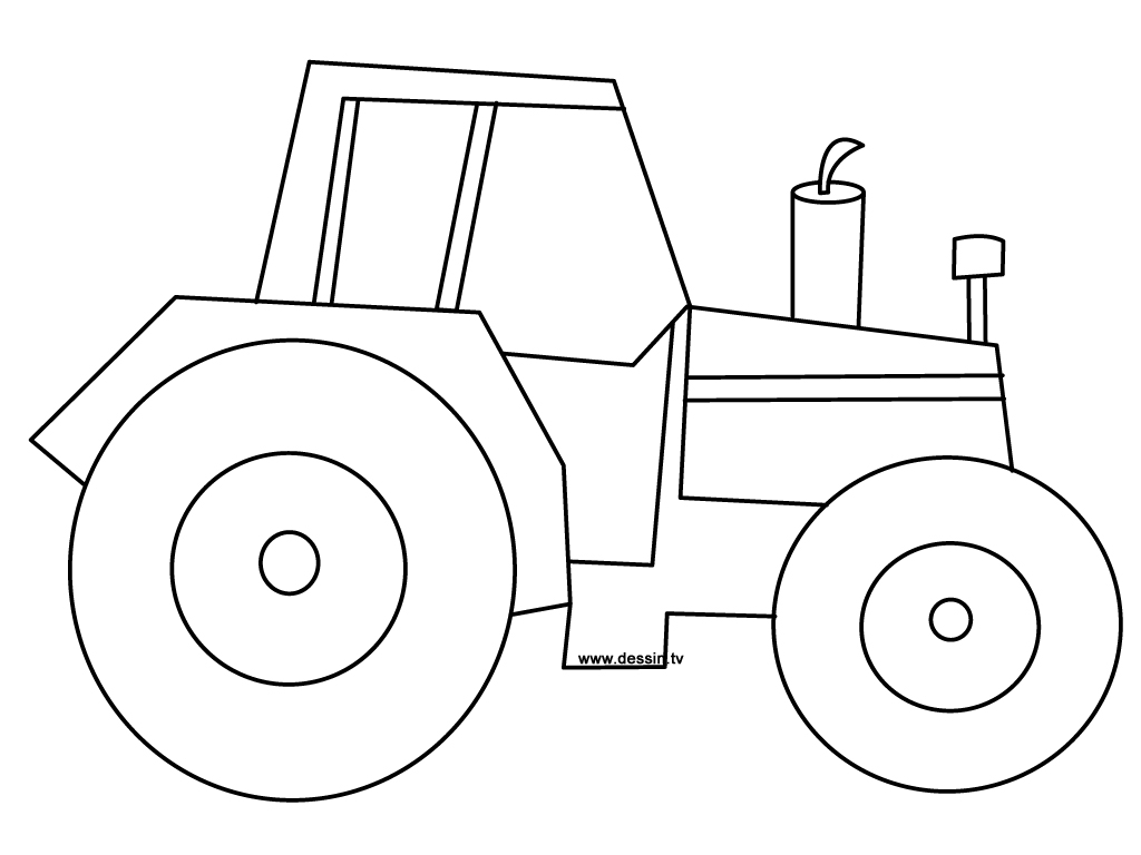 tractor template printable tractor template drawingshandwritings pinterest tractor printable template