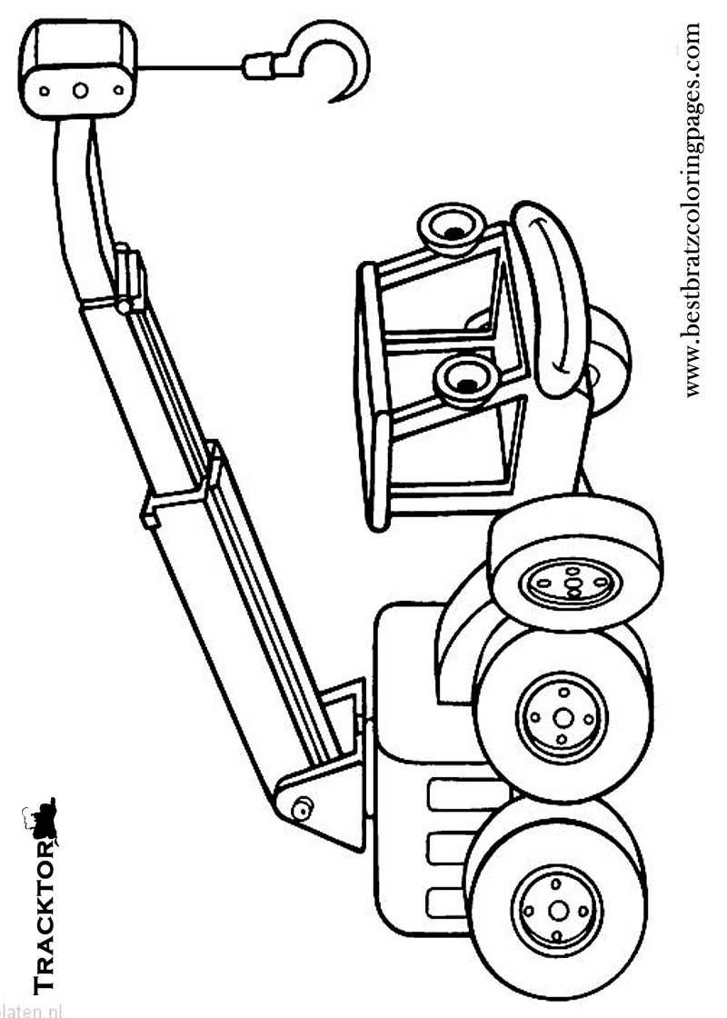 tractor template printable tractor transport coloring pages for kids printable tractor printable template