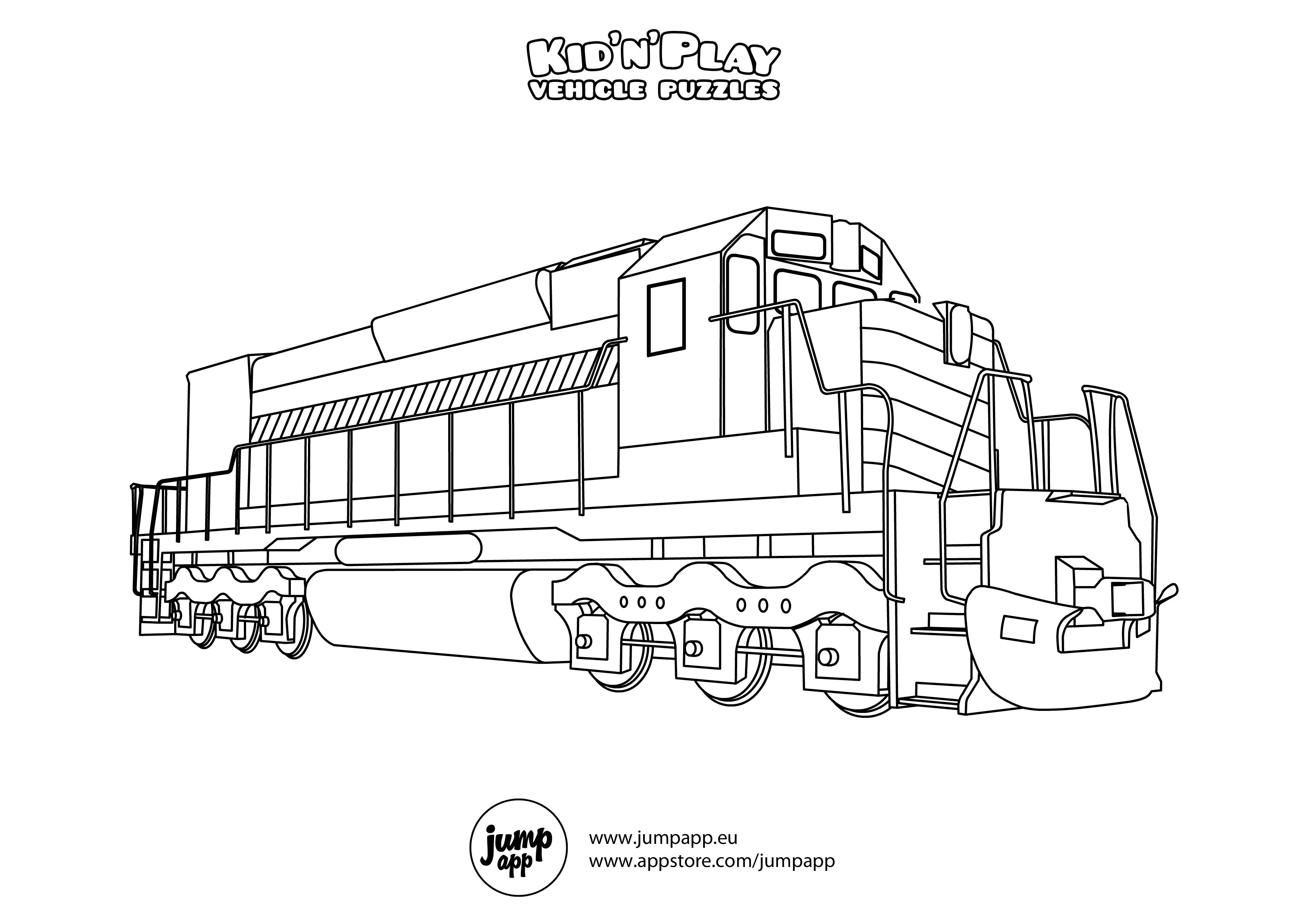train engine coloring page free printable train coloring pages for kids cool2bkids page train coloring engine