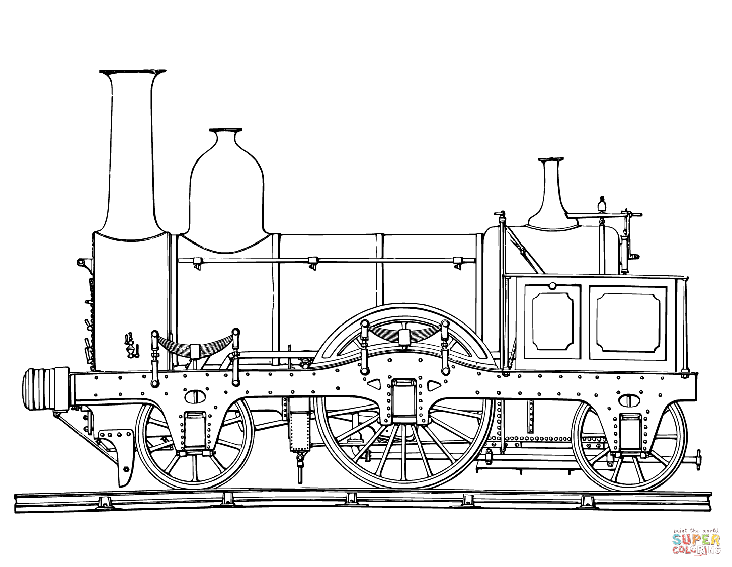 train engine coloring page steam engine drawing at getdrawings free download engine page coloring train