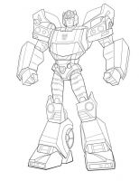 transformers cyberverse coloring pages optimus prime disegni da colorare disegni da colorare pages transformers coloring cyberverse
