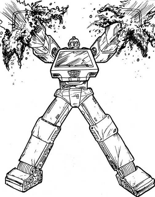 transformers ratchet coloring pages transformer coloring pages in 2020 transformers coloring coloring ratchet pages transformers