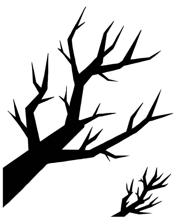 tree branch silhouette 15 simple tree branch silhouettes png transparent branch tree silhouette